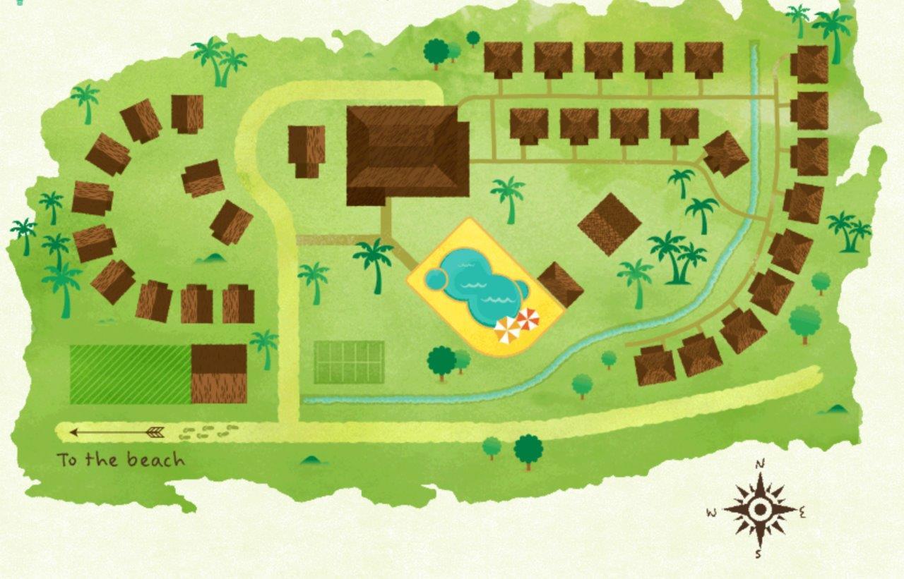 Resort Layout!
