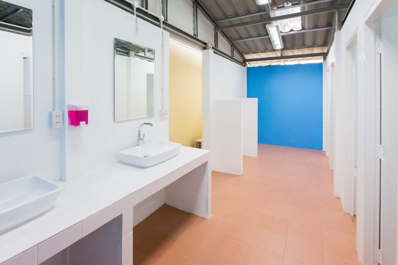 Dorm Bathroom!