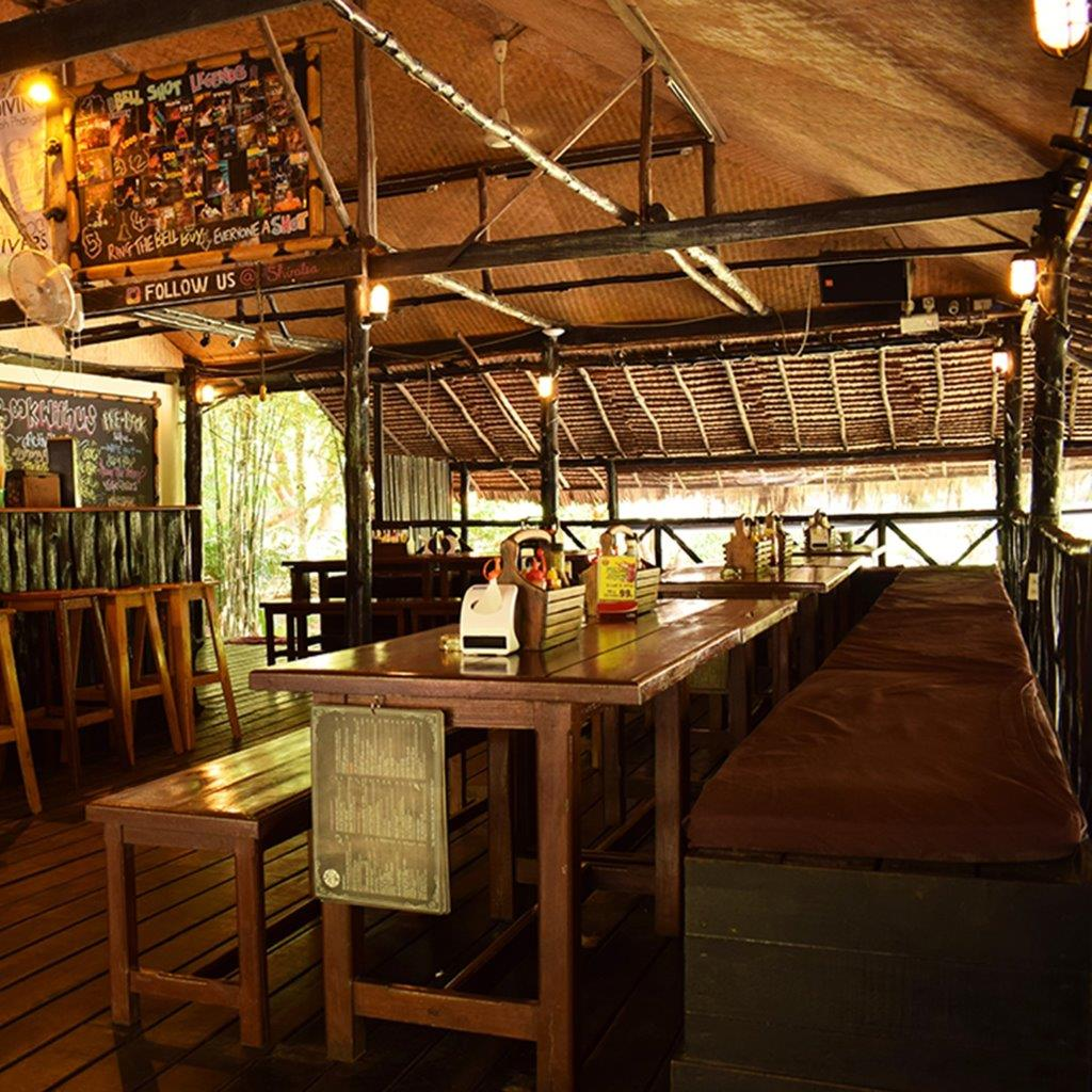 Hydeout Restaurant # 3
